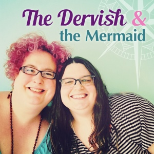 The Dervish and the Mermaid logo
