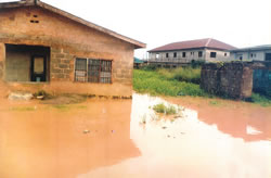 One-of-the-flooded-buildings
