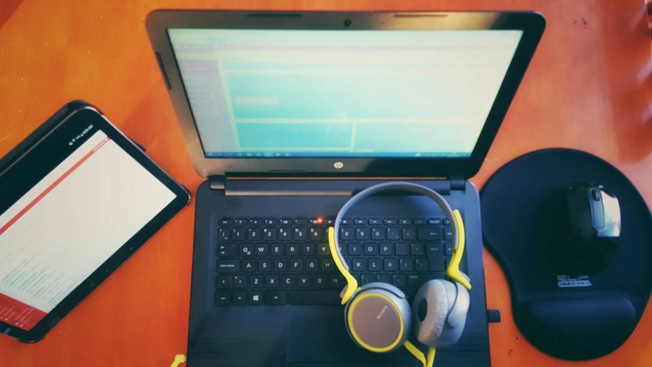特化型ブログ環境