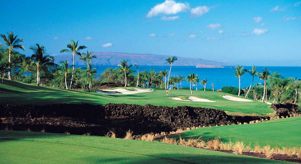 Wailea Golf Package