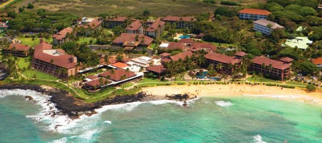 Sheraton Kauai Resort Golf Package