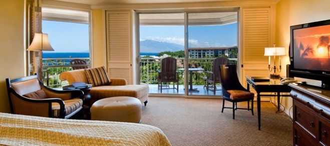 Grand Wailea Resort Golf Package