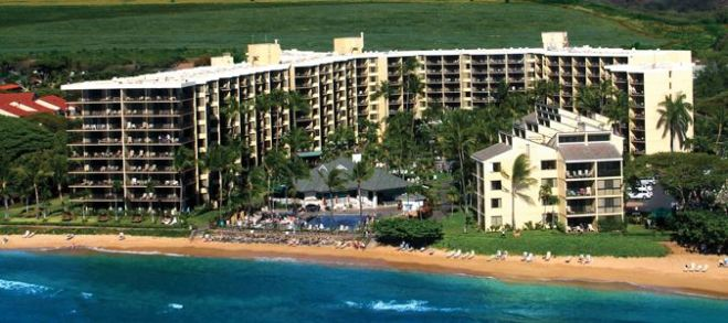 Aston Kaanapali Shores Golf Package