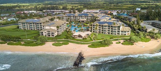Waipouli Beach Resort Golf Package