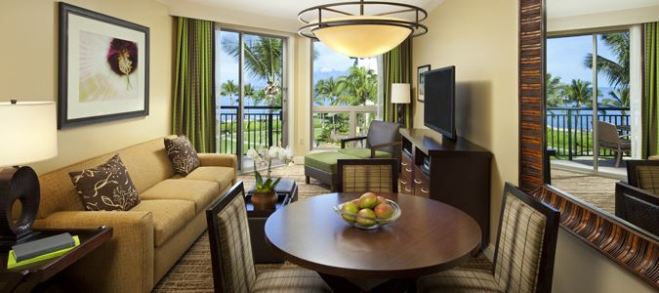 Westin Villas Maui Golf Package