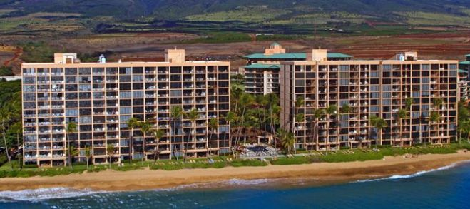 Aston Mahana Maui Golf Package