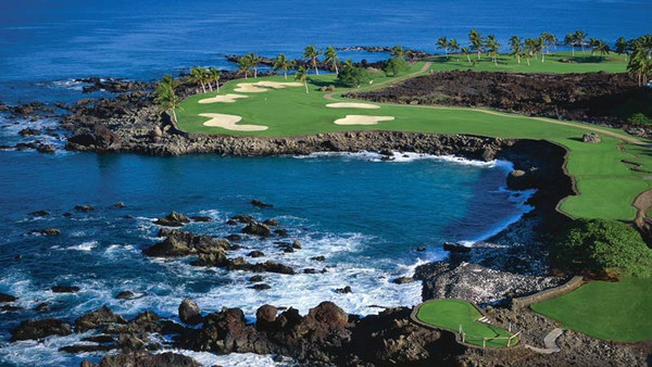 Big Island Golf Package