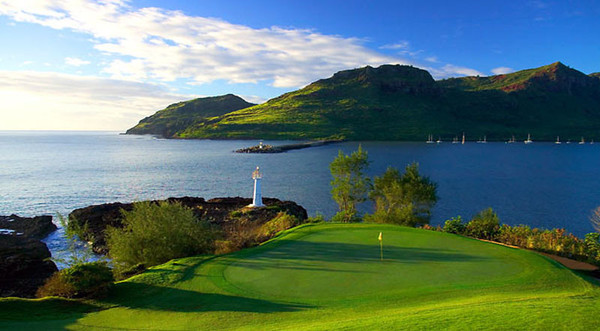 Hawaii Golf Vacation Package