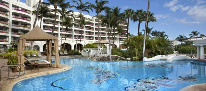 Fairmant Kea Lani Golf Package