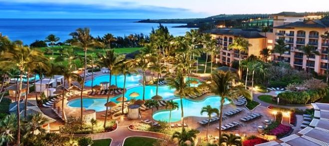 Ritz Carlton Kapalua Golf Package