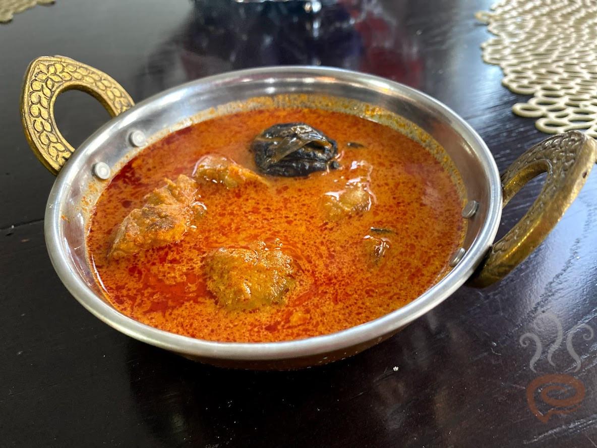 Kottayam Fish Curry   Kottayam Meen Curry