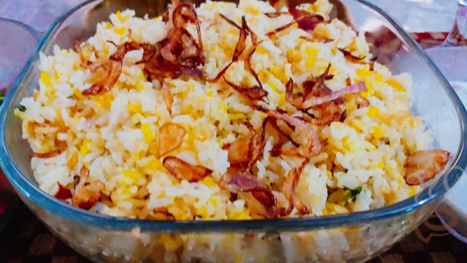 Kerala Easy Ghee Rice | Nei Choru