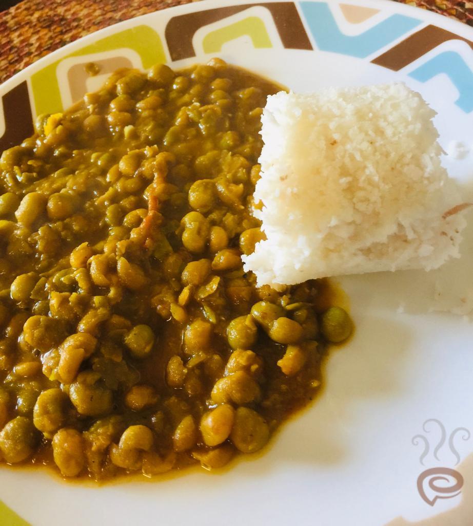 Kerala Peas Curry