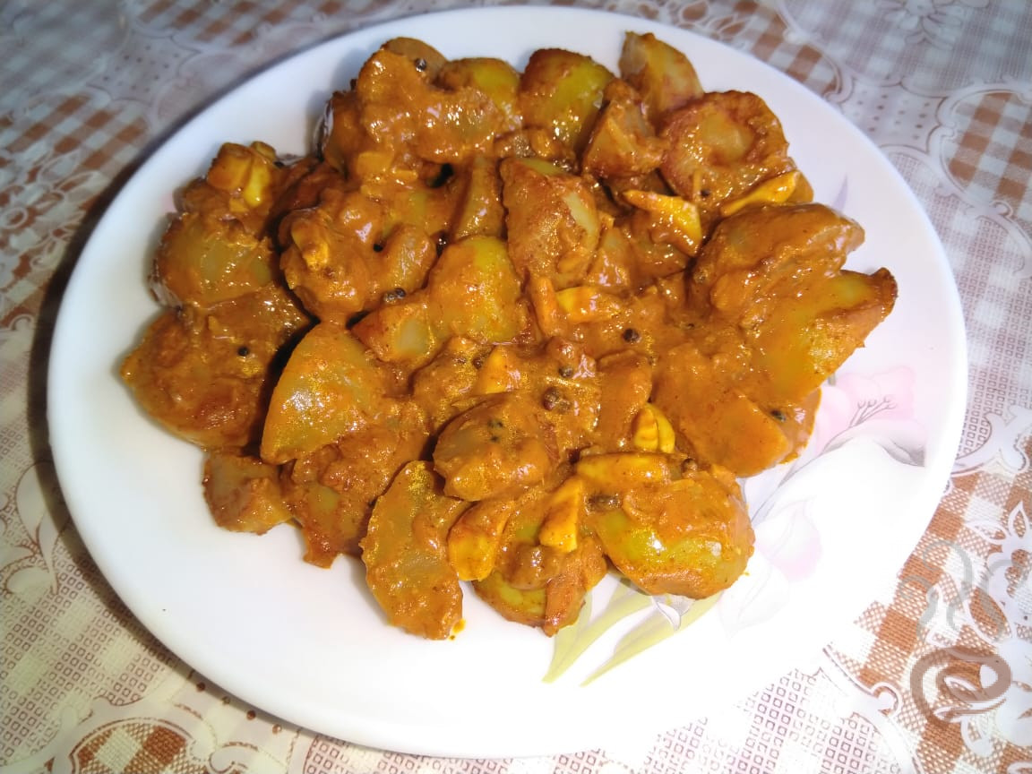 Amla Pickle - The Taste Of Kerala