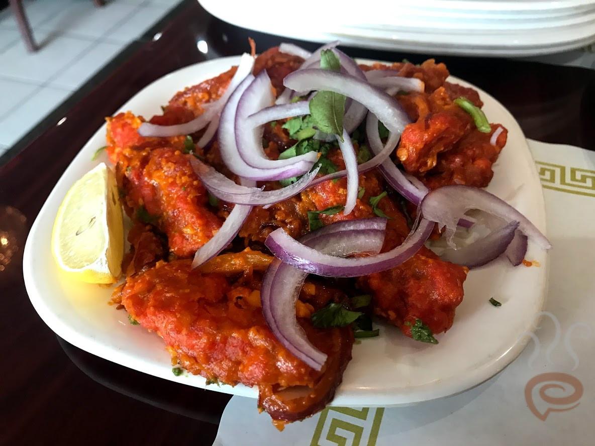 Kerala Cauliflower Fry
