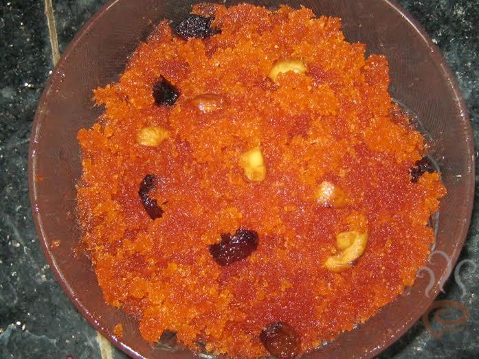 Papaya Halwa Easy