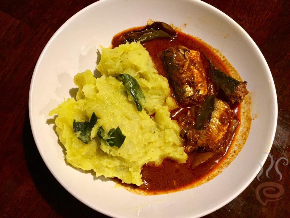 Kappa Meen Curry/ Kappa Fish Curry