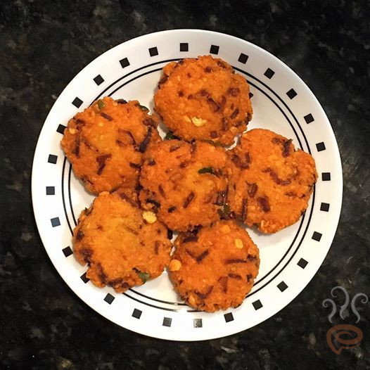 Parippu Vada Easy And Yummy