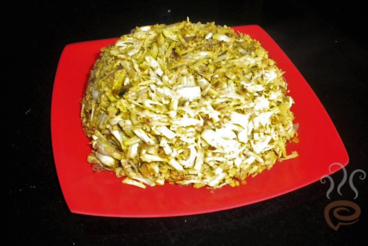 Idiyan chakka Thoran | Tender Jackfruit Thoran