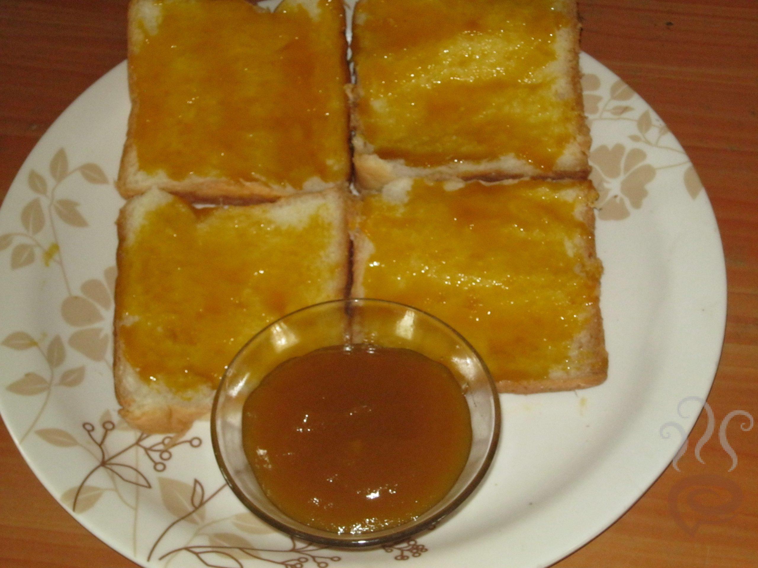 Apple Mango Jam