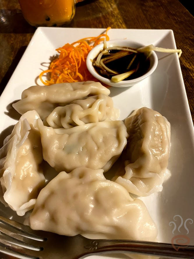 Egg Momos Recipe