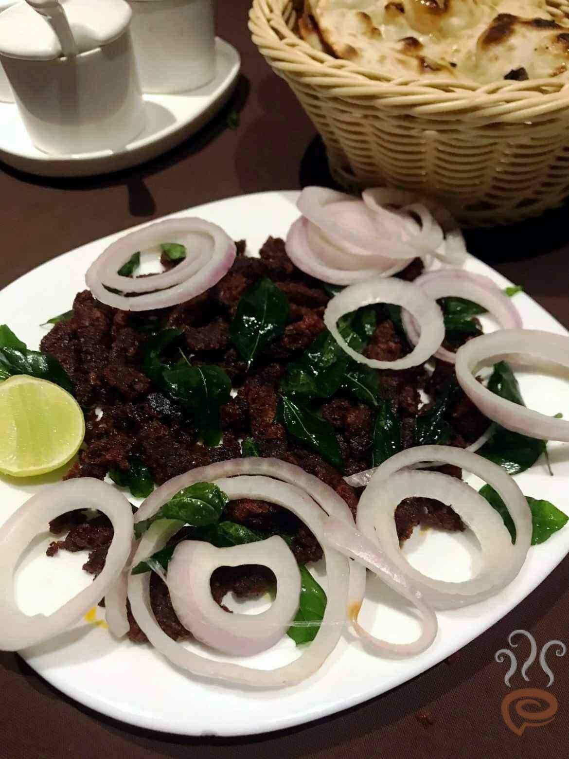 Kerala Beef Fry | Beef Ularthiyathu