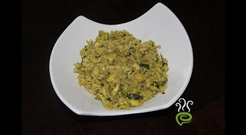 Cauliflower Thoran Easy