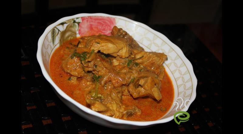 Nadan Chicken Curry | Kerala Nadan Kozhi Curry