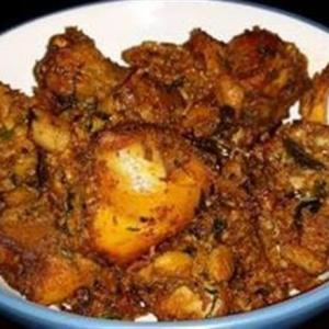 Tamil Nadu Easy Pepper Chicken