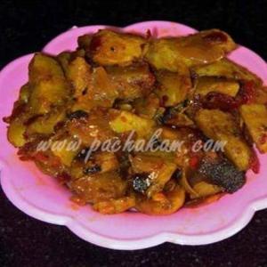 Koorkka(Chinese Potato) Ularthiyathu