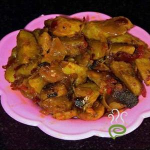 Koorka(Chinese Potato) Avial