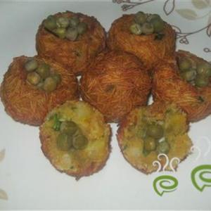 Vermicelli Potato Bird Nest
