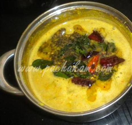 Papaya With Toor Dal Curry