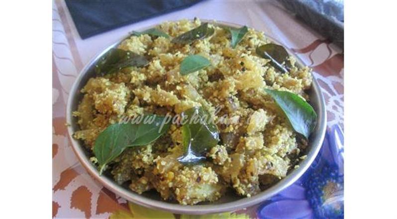 White Pumpkin Curry Kerala Style | Kumbalanga Curry