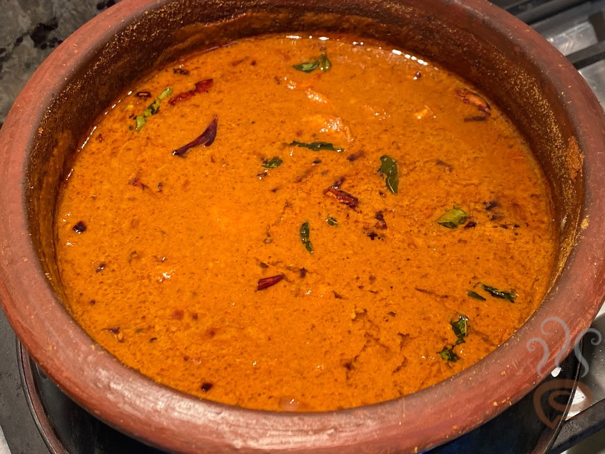 Chemmeen Coconut Curry