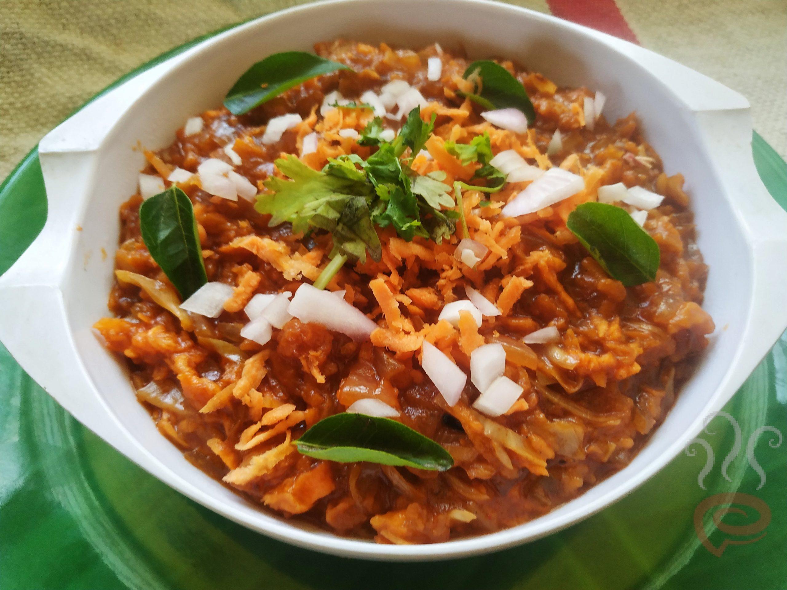 Coimbatore Street Food Kaalan | Mushroom Kalan Masala