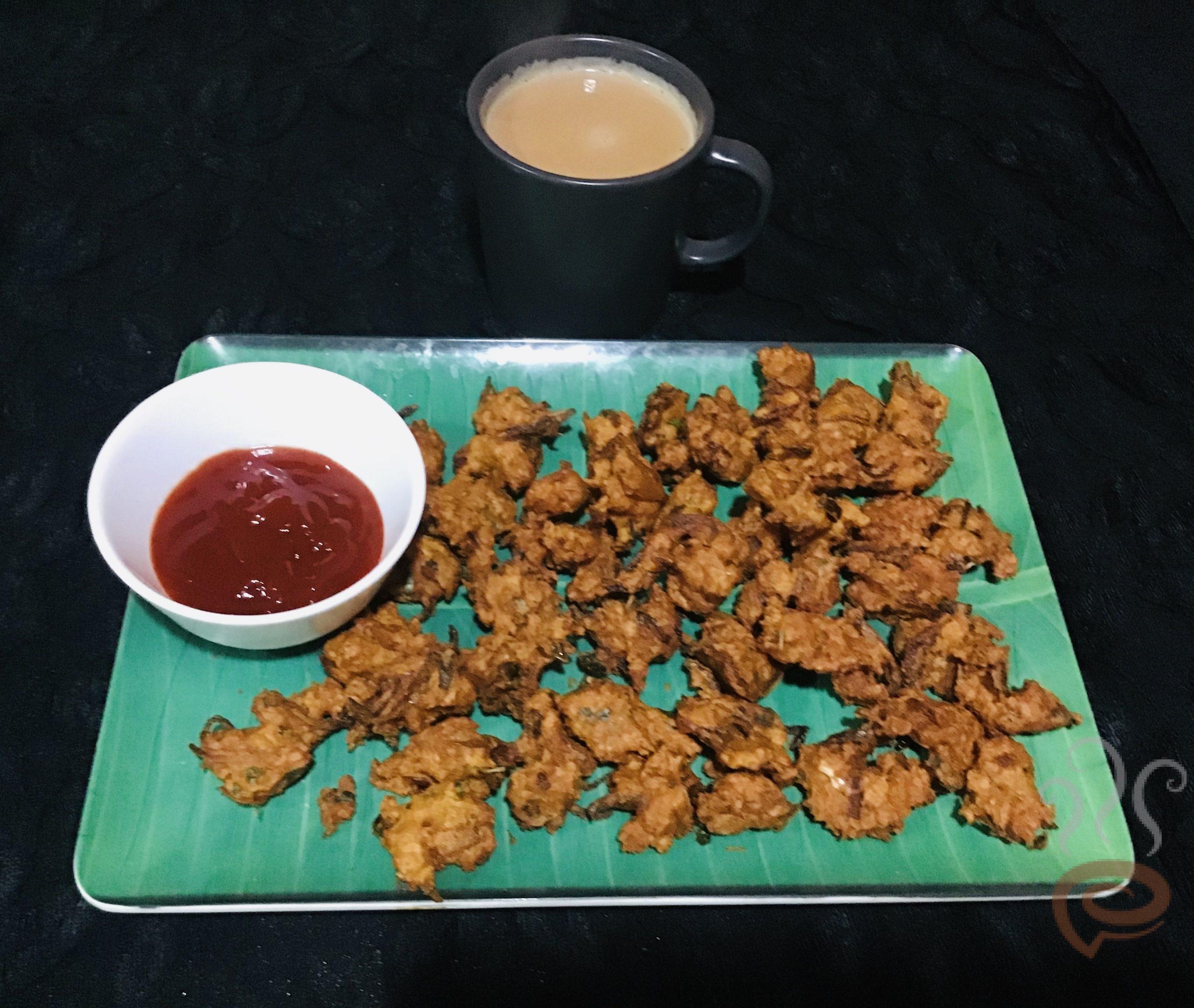 Chicken Keema Pakora