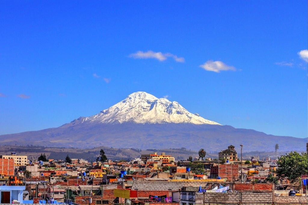 Voyage solidaire Equateur
