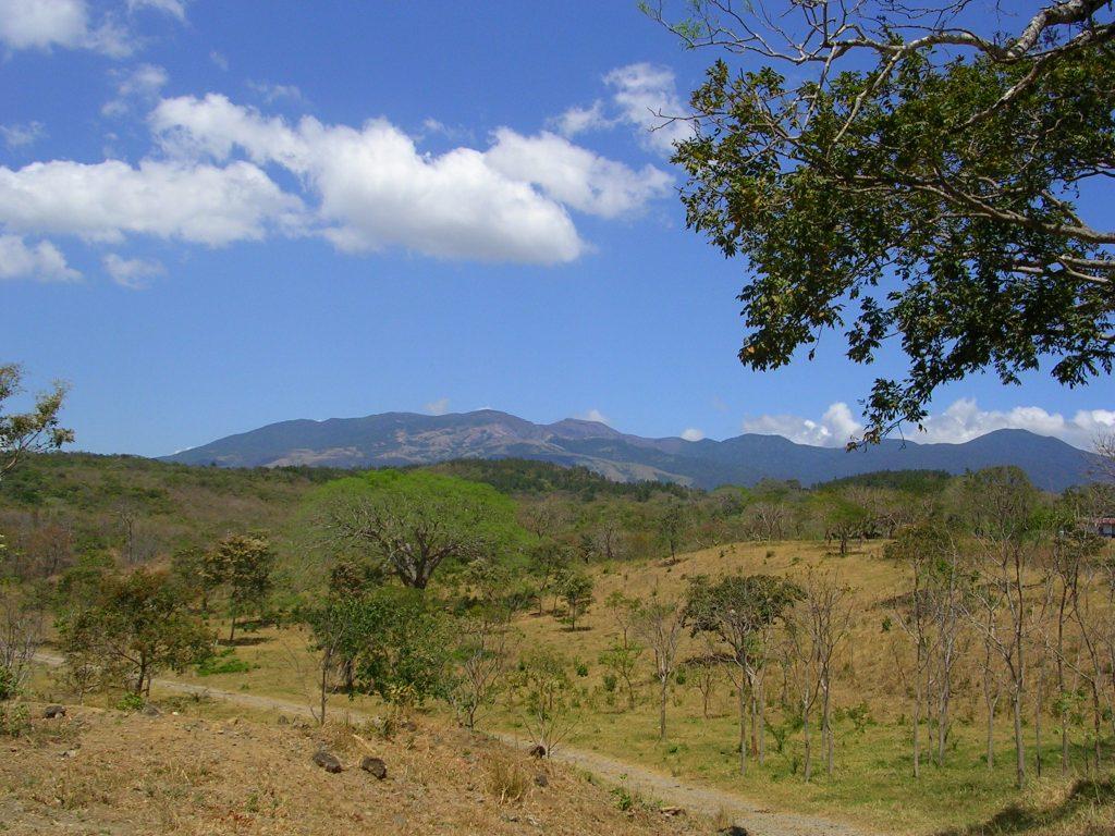 Paysage désertique du Parc National Rincon de la Vieja. Que voir au Costa Rica ?