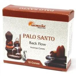 Kadzidełko stożkowe Backflow – Palo Santo- opakowanie