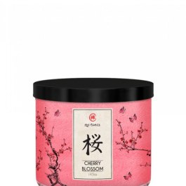Kringle Candle Cherry Blossom Zen Tumbler 411g z 3 knotami