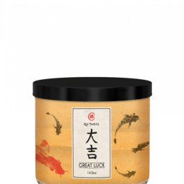 Kringle Candle Great Luck Zen Tumbler 411g z 3 knotami