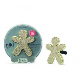 Mr & Mrs Fragrance – Zapach do samochodu – Niki Fashion – Fresh Air
