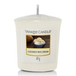 Yankee Candle COCONUT RICE CREAM Świeca Zapachowa Votive 49g