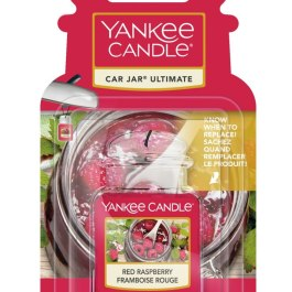 Yankee Candle RED RASPBERRY Zawieszka do auta