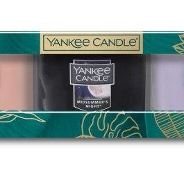 Yankee Candle Zestaw 3 świec mini