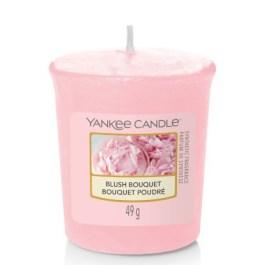 Yankee Candle BLUSH BOUQUET Świeca Zapachowa Votive 49g