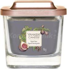 Yankee Candle Fig & Clove Świeca Zapachowa Elevation 96g