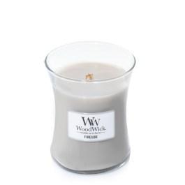 Świeca Średnia WoodWick FIRESIDE Zapachowa 275g