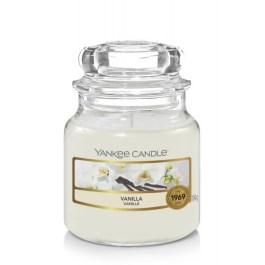 Yankee Candle Świeca Zapachowa VANILLA 104g
